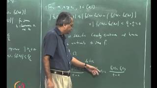 Mod-09 Lec-49 Uniform Convergence And Differentiation