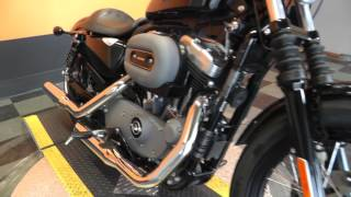5. 447686 - 2012 Harley Davidson Sportster 1200 Nightster XL1200N - Used Motorcycle For Sale