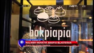 Bakpia blasteran khas Kota Yogyakarta - NET5