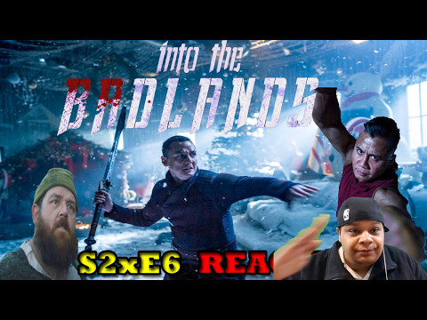 "INTO THE BADLANDS - SEASON 2 EPISODE 6 ""LEOPARD STALKS IN SNOW"" REACTION/REVIEW"