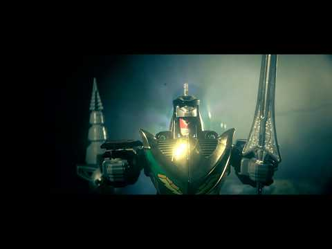 Power Rangers Dragonzord 2010 Toy Commercial Banned Adult Swim HD