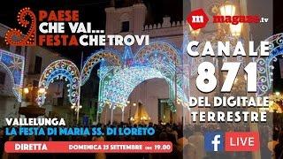 Vallelunga Pratameno Italy  city pictures gallery : Paese che vai...festa che trovi - Vallelunga Pratameno, la festa di Maria SS. di Loreto