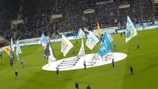 Die Chefs - Unsere Hoffnung, unsere Heimat, unsere Liebe (Hoffenheim Song) live 04.04.2017 TSG Hoffenheim - FC Bayern...