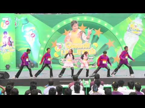 Video 7 UP Dance for me_Team011_ Regional Audition_Chennai download in MP3, 3GP, MP4, WEBM, AVI, FLV January 2017