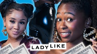 Video Freddie Gets An ICY GRL Makeover ft. Saweetie • Ladylike MP3, 3GP, MP4, WEBM, AVI, FLV Agustus 2019