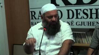 Ata Musliman që meren me Musliman e me Ateista e Komunista jo - Hoxhë Bekir Halimi