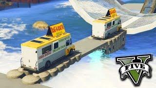 GTA V Online: Desafio INSANO com a VAN de TACOS!! full download video download mp3 download music download