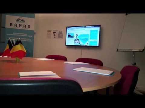 دورة قبعات التفكير الست الدورة الثانية ضمن الموسم التدريبي الأول 2015\2016