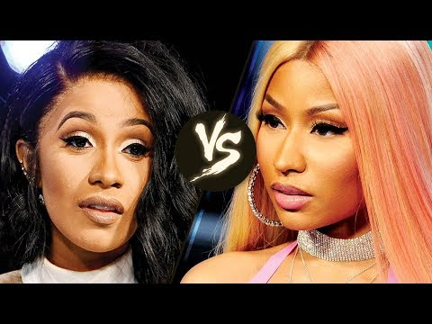 Nicki Minaj GOES OFF on Cardi B for Stealing Her Style!