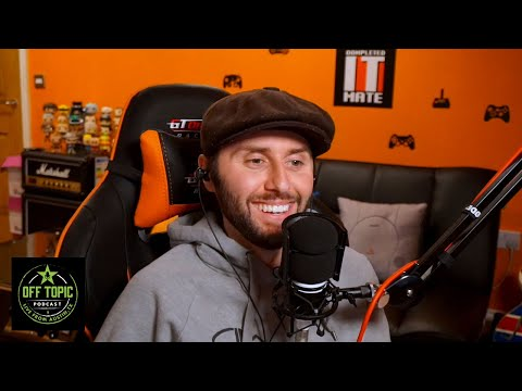 James Buckley on Shooting The Inbetweeners | Off Topic Highlight