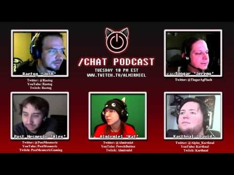 /Chat Podcast - Episode 47 (No Topic Show)