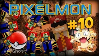 "Pixelmon ep10 ""I found DOUBLE and TRIPLE!"" w/ GhostGaming"