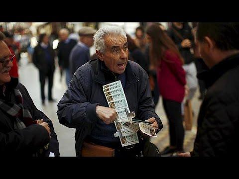 Ισπανία: Κληρώνει το «χρυσό» λαχείο Ελ Γκόρντο