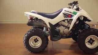 3. 2007 Suzuki QuadSport Z250