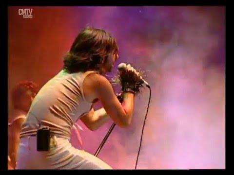 Babasónicos video Soy rock - San Pedro Rock I 2003
