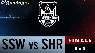World Championship 2014 - Finale - Game 3