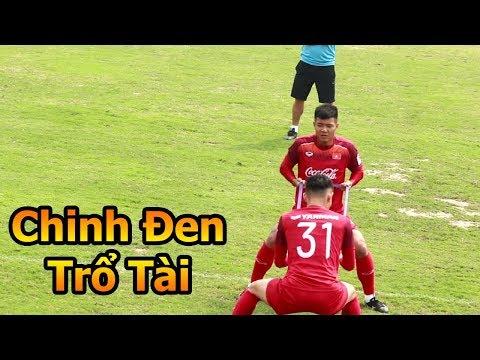 Thử Thách Bóng Đá đi xem Bùi Tiến Dũng Hà Đức Chinh Đoàn Văn Hậu U23 Việt Nam tập luyện đấu Thái lan - Thời lượng: 4:25.