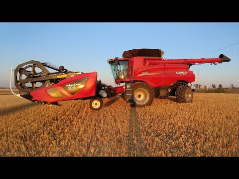 Video 🔴Live Special! CASE IH 8250 FULLY Automated Combine! download in MP3, 3GP, MP4, WEBM, AVI, FLV January 2017