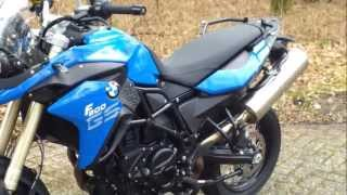 9. Bmw F800GS  model 2013 review