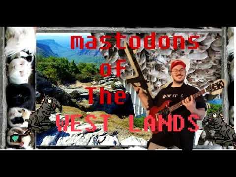 Mastodons Of The Westlands - Seduction Of The Night pig