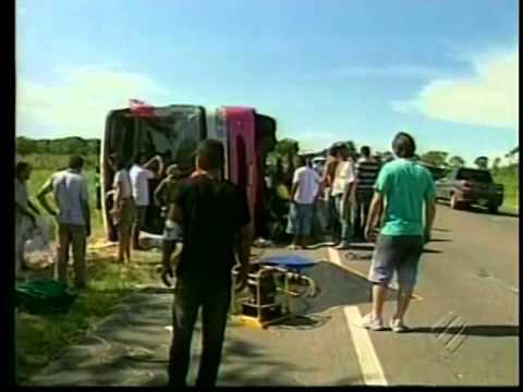 Dez paraenses estão entre as vítimas de acidente em Guaraí
