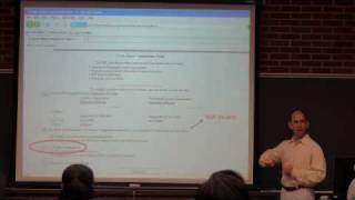National Science Foundation DDIG Workshop - 6/03/2010