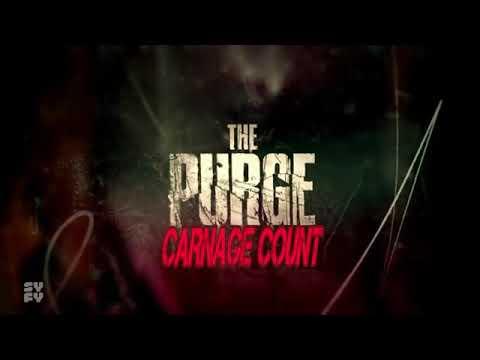 The purge season 1 kill count