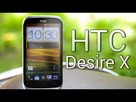 HTC Desire X Review!