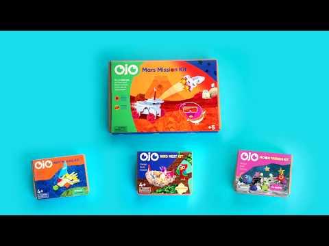 OjO Maker Kits