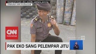 """Video Viral! Pak Eko Sang Pelempar Jitu, """"Masuk Pak Eko!"""" MP3, 3GP, MP4, WEBM, AVI, FLV September 2018"""