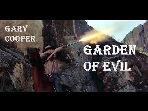 Garden of Evil | Western | Full Length Western Movie | English | 1954  1080p | Gary Cooper