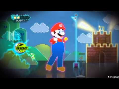 [Just Dance 3] Ubisoft meets Nintendo - Just Mario