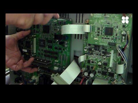 Roland VersaCAMM SP-series Main Board Replacement