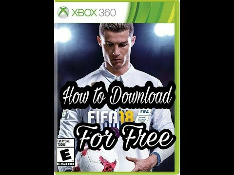 How To Download Fifa 18 Full Game For Xbox 360 Free