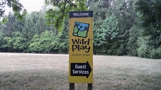 Maple Ridge (BC) Canada  city pictures gallery : WildPlay at Maple Ridge, BC Canada (tree climbing & zip lining)