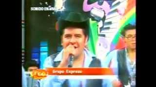 Grupo Expreso - QUE PENA (en vivo RTP)