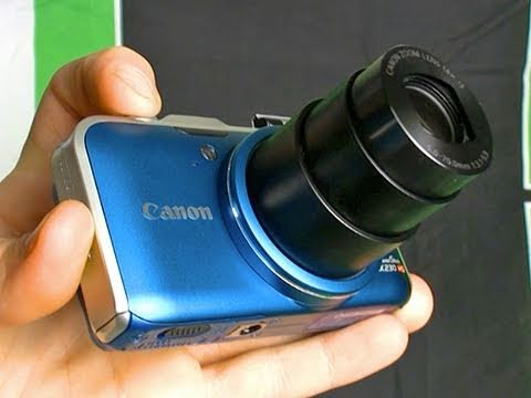 Canon PowerShot SX230 HS Review