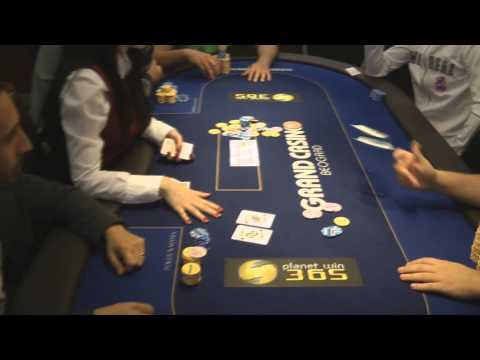 Danube Poker Masters 5: Main Event Hand #014_Best poker videos of the week