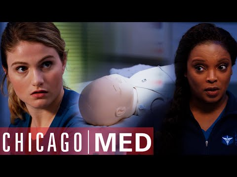 Could You Save This Dummy's Life? | Chicago Med