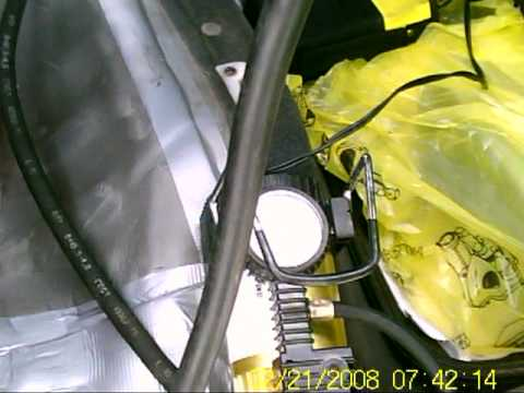 Видео промывки инжектора