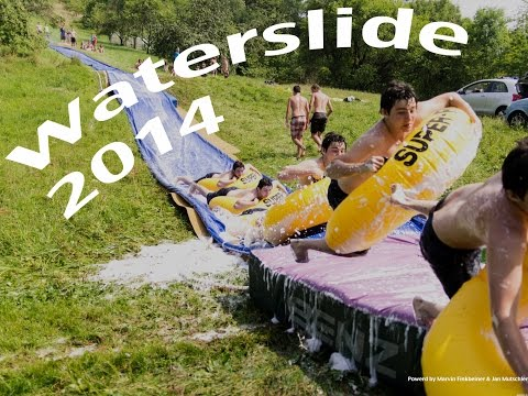 Waterslide 2014 - DoneIt@OurOwnWay