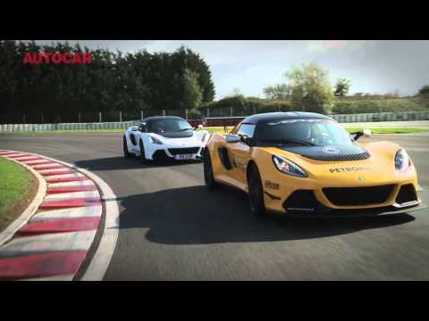 Lotus - Lotus is on its way back, and the proof is the Lotus Exige V6 Cup - both in street trim, the Cup S, and the Cup R racer. Steve Sutcliffe puts them to the tes...