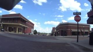 Fort Scott (KS) United States  city photo : 09 24 16 Video 06 Entering Fort Scott KS