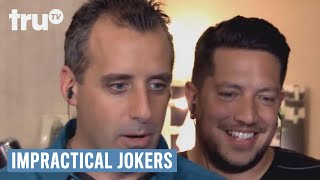 Impractical Jokers - Murr The Ventriloquist Dummy (Punishment) | truTV
