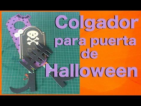 Decorar puerta for Puertas de halloween