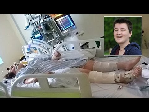 Woman in Coma Wiggled Toe Just As Doctor's Were About to Turn Off Life Support (видео)