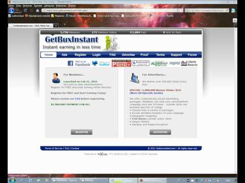How to earn fast 3$ ! To Paypal or alertpay!