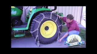 7. How to Install Tractor Tire Chains