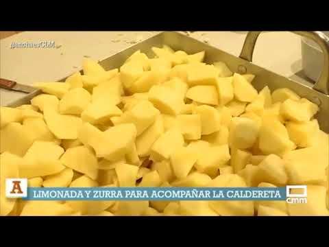 Caldereta Almonacid de Toledo