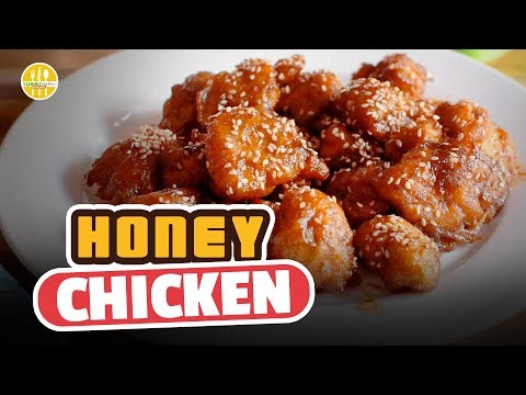 (Honey Chicken Recipe | Easy to Make | Yummy Nepali Kitchen - Duration: 4 minutes, 28 seconds.)